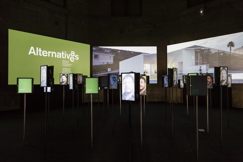 La Casa de los Vientos forma parte de la exposición «Alternativas» de la Alhambra