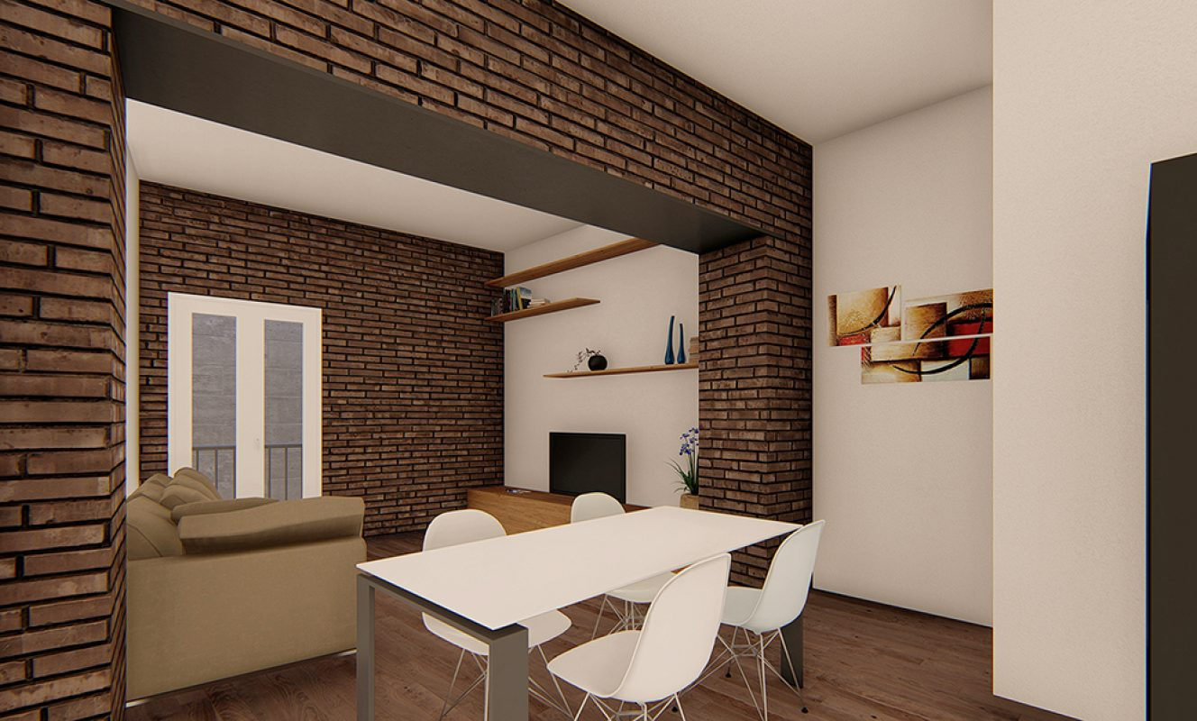 interior_ vivienda planta baja 2